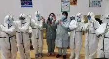 醫護人員方艙醫院演唱黃梅戲 疫情之下為患者帶去正能量