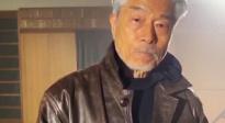 日本演員倉田保昭為荊州祝福 信心滿滿一起共渡難關