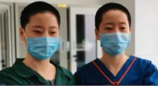 从童年玩伴到抗疫战友 儿科护士姐妹花推迟婚礼携手上一线