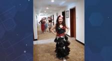 """欢乐告别! 宁夏第二批援鄂医疗队上演""""花式闭幕"""""""