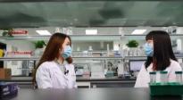 青春诗会:韩超透露每天在实验室工作 需要走一万步以上