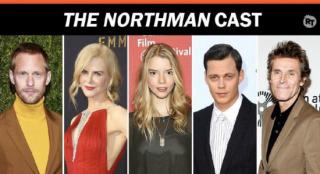 史詩《北方人》製作規模大!妮可·基德曼等定妝