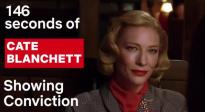 Netflix分享凯特·布兰切特作品混剪