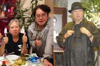 68歲洪金寶暴瘦引擔憂 兒媳婦周家蔚澄清稱無恙