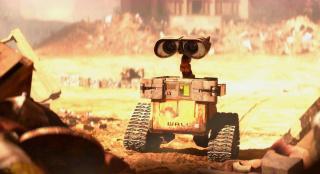 科幻动画:未来世界,地球被人类抛弃,但一个机器人却在拯救它
