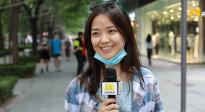毕业生街头采访volg  追忆青春岁月寄语未来
