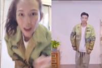 蔡少芬张晋情侣装PK《无价之姐》:姐还是演戏吧