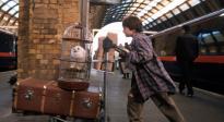"""《哈利·波特与魔法石》""""魔法车站""""版片段"""