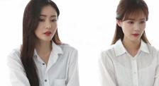 《记住这个画面》MV片场姐妹花 张天爱安慰失意李一桐