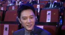 冯绍峰出席大众电影百花奖 希望再次站上颁奖舞台