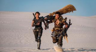 《怪物獵人》德國提檔 沖奧大片《曼克》定檔12月