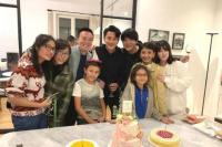 刘烨儿女诺一和霓娜近照曝光 网友:高颜值不再