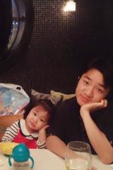 王祖蓝回应女儿身高:随我老婆怎么了!长得像我