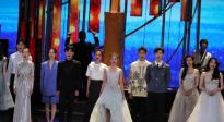 踏浪而行!40位青年演员现场合唱《星辰大海》