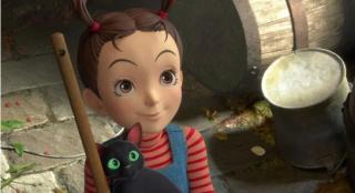 《阿雅與魔女》曝北美預告片 宮崎駿父子聯袂打造