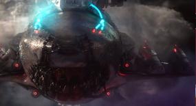 納粹把鯊魚變戰機,不料美軍巨齒鯊更巨大,一口一個全吞光