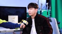 彭昱暢談第一次與喬杉合作 表示有點緊張 但每次都有驚喜