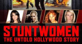 你知道好莱坞的女替身们有多努力吗?