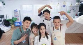 《中餐厅第四季》:黄晓明成为佛系店主,赵丽颖产后综艺首秀