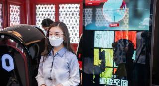 VR影片《不思异:重叠空间》国内首映 曾入围戛纳XR单元,悬疑剧情与沉浸体验融合