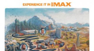 赵婷执导《无依之地》将登IMAX 手绘海报曝光
