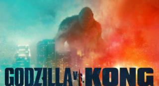 《哥斯拉大战金刚》北美3.31上映 流媒体同步上线