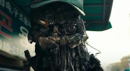 废料机器人流浪街头,偷抢零件为生,竟无意发现人类秘密
