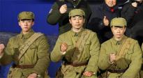朱亚文参演《长津湖》父亲最激动:一次不许失败的创作任务