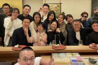 汪小菲送大S鸽子蛋庆结婚周年 邀霍建华夫妇聚会