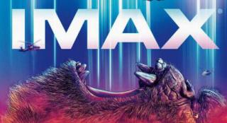 《哥斯拉大戰金剛》IMAX內地票房斬獲6140萬元