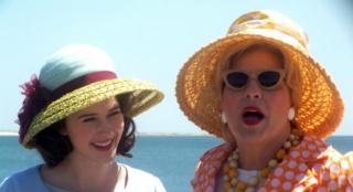《麦瑟尔夫人》第四季曝新片场照 米琪夫妇同框