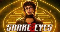《特种部队:蛇眼起源》动态角色海报
