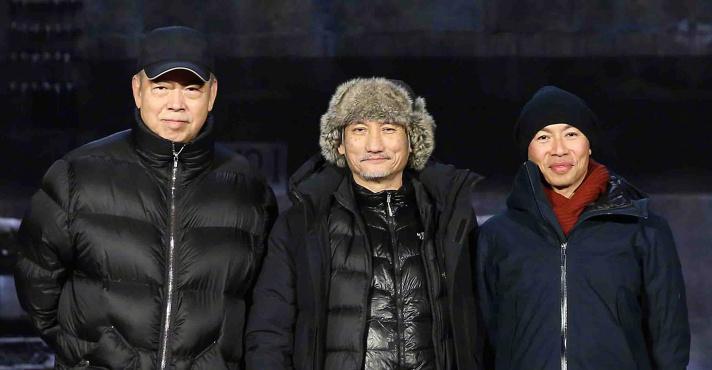 强强联手!陈凯歌、徐克、林超贤打造战争史诗电影