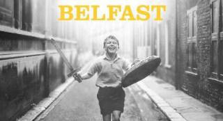 肯尼思·布拉納新作《貝爾法斯特》發佈預告版海報