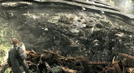 外星飞船坠毁地球,泄露一船变异怪物,寄生人类恐怖繁殖!