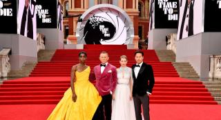 《007:無暇赴死》全球首映 口碑解禁:值得等待